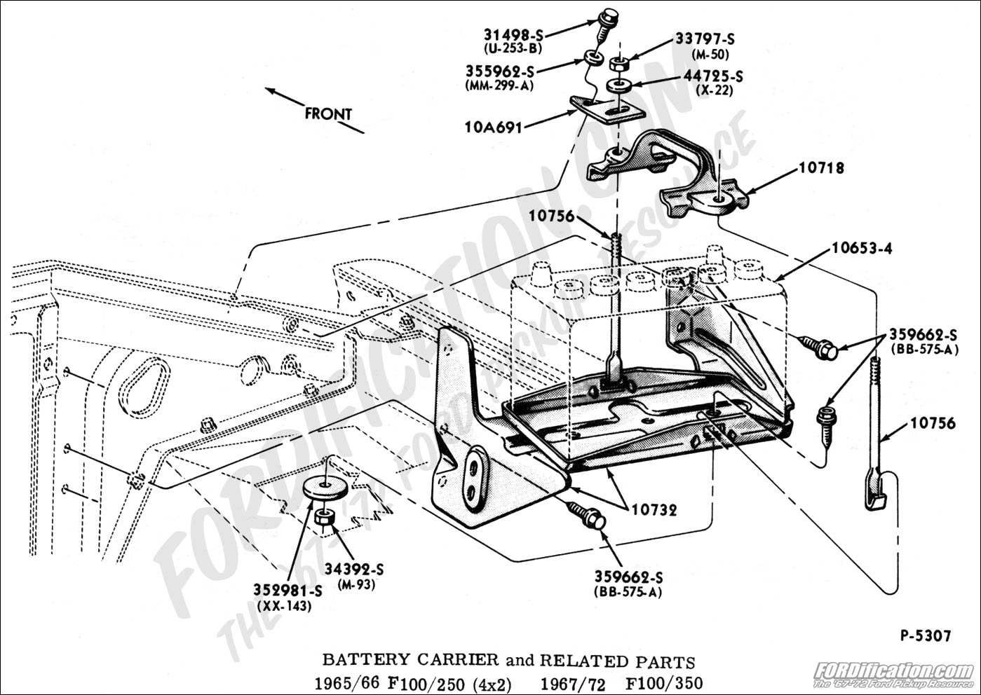 1970 Ford F100 240 Wiring Diagram Will Be A Thing 1965 Turn Signal Truck Technical Drawings And Schematics Section I Alternator Diagrams For 1966 Pick Up V8